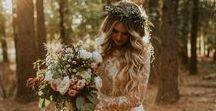 Boho Weddings / Best of Bohemian Wedding Ideas