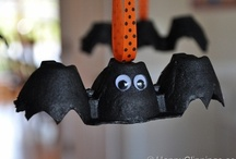 Halloween Stuff / by Mimi Kerr