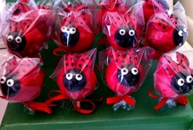 ladybugs / by Crystal Rejman