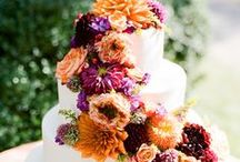 Stunning Cakes / by Holly Heider Chapple Flowers Ltd.