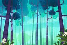 Concept Art, Illustration & Design / by Sarita Kolhatkar