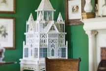 Birdcages and Birdhouses / by Sherry Adams