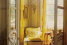 Interiors end  18t h century lsxv /lsxvI