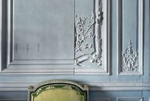 Inside Walls Wallcovering    Boiseries