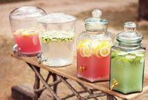 Food - beverage / by Rhonda Kelly-Graham