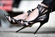 Shoes, shoes / by Krisztina Schuszter