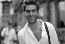 male models / by Dominika Cuda