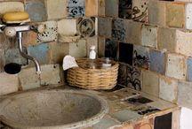 DECOR - baño/cocina / by La Reina Amigurumi