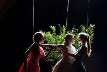 Spoleto56 - European Young Theatre - Accademia Nazionale d'Arte Drammatica Silvio d'Amico / Opere e scene tetrali al Teatro 6 di Spoleto, con i ragazzi dell'European Young Theatre / by Spoleto Festival dei 2Mondi