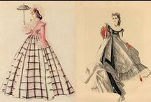 Costume Design / Wonderful Costume Designs / by Murielle Sey
