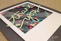 Stampin' Up! / Stampin' Up cards and layouts