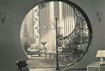 Art Deco / by La Reina Amigurumi