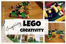 LEGO Club / by Annie Hayner-Sprague