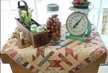 PRIMITIVE SHOP / Primitive and vintage goods in rustic setting / by Karen Danner