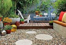 New backyard / by Annie Hayner-Sprague
