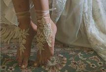 Bohemian Wedding / little bit of boho, little bit of hippy