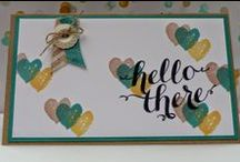 Stampin' Up! - A Work of Art