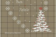 Christmas Cross Stitch / Small Designs / by Louise H