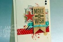 Stampin' Up! - Birthday Cards