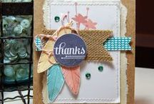 Stampin' Up! - Thank You Cards