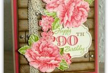 Stampin' Up! - Flowers, Feathers & Critters