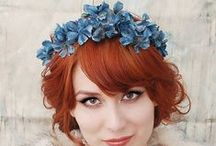 Hairstyles - Wedding and everyday / pretty wedding hair ideas for all hair types and some every day hairstyles...