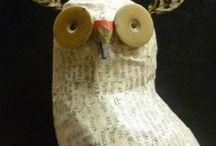 Ogling Owls..... / .....& Ravishing Raptors.