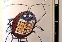 Bugs & beetles..... / .....flutterbies & flies