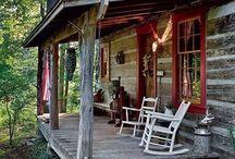 Writing Retreat: Cabin