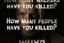 Fandom - The Walking Dead / Surviving the apocalypse: How many walkers have you killed? How many people have you killed? Why?*
