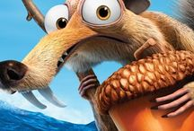 Scrat: My Spirit Animal / If I were an animated character, it would be Scrat from Ice Age