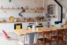 Kitchen & Dinning / by Petit Mimi