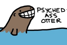 I want an otter as a pet! Or a platypus! Or both!