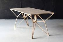 DESIGN : Furniture + Products + Lighting / Contemporary + Mid-Century Furniture + Product + Lighting Design