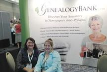 Genealogy Conferences / Discover the top genealogy conferences and family history events in the United States. Explore pins of the most popular genealogy conferences across America for genealogists, family historians & hobbyists. Follow links to official conference websites, get conference dates, review session schedules, download the conference mobile apps and more!   / by Genealogy Bank