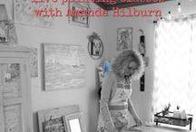 The Little Bluebird Gallery / A gallery of custom art by Amanda Hilburn. You'll discover a wide variety of paintings, prints, and custom art.  Art Lessons, Painting, Cow art, Farm art, Farmhouse, Artist Amanda Hilburn