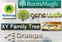 Genealogy Software / Find the best genealogy software for your desktop PC and Mac. Discover the top commercial and paid ancestry software that makes it simple to trace your family tree and save your genealogy research work. Get technical tips and learn about books and resources that can help you get the most out of your family tree software. / by Genealogy Bank