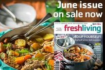 Fresh Living / A taste of some of the amazing content found in the Fresh Living magazine.