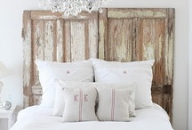 Dreamy Bedrooms / Airy, simple and light ... some spaces just lend themselves to a good night of sleep.
