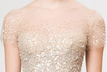 Gowns / I love ultra feminine and romantic, emphasis on neutrals. / by NICOLA