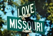 The Show-Me State / We love being in Missouri. Come check out all the things our great state has to offer!