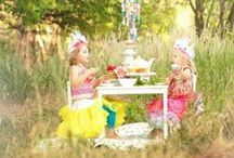 Garden party  / by Petit Mimi