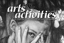 2013 Magazine Covers / by Arts & Activities Magazine
