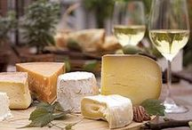 Wine and cheese, cheese and wine ... ;)
