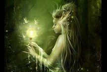 Fairies / by Maren Waddell
