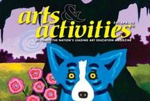 2014 Magazine Covers / by Arts & Activities Magazine