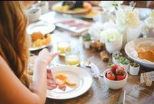 Brunch with the girls / Is a meet with the girls long overdue? Plan a catch-up brunch. Here are some recipe ideas...
