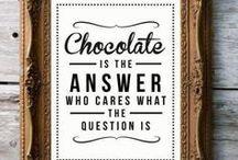 Choc o'clock / Yummy chocolate recipes