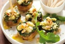 Mini-licious Food / Delicious mini foods to make for that perfect occasion, entertaining at home