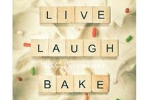 I ❤ Baking! / Some great pinspiration around baking, recipes and tips.